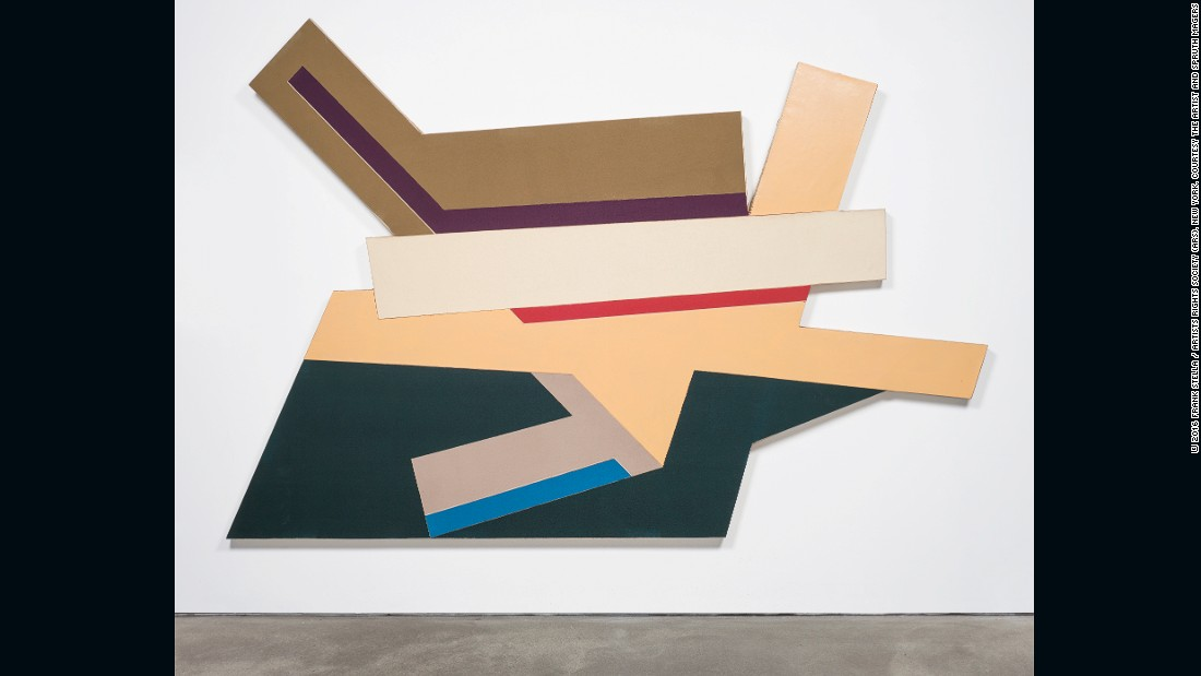 """Recently, works from """"Polish Villages"""" were shown at the POLIN Museum of the History of Polish Jews in Warsaw. <a href=""""http://www.polin.pl/en/exhibitions-current-and-upcoming-exhibitions/frank-stella-and-synagogues-of-historic-poland"""" target=""""_blank"""">""""Frank Stella and Synagogues of Historic Poland""""</a> saw his reliefs displayed alongside pre-war photographs and drawings of the buildings that initially inspired him, as well as a recreation of a section of one of the synagogues."""