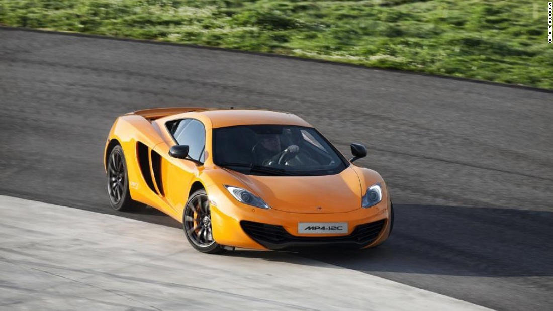 The MP4-12C, introduced in 2011, heralded the new era of McLaren sports and supercars under the McLaren Automotive name.