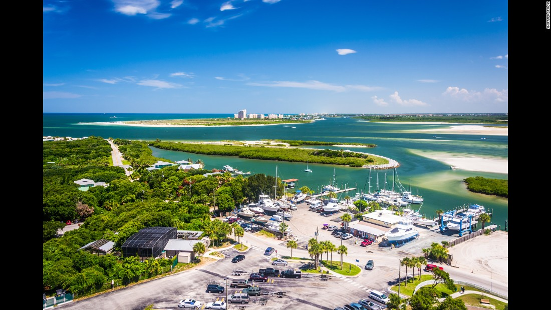 New Smyrna Beach, Florida, is believed to have been founded about 200 years after Florida's oldest settlement of St. Augustine. Nearby Ponce de Leon Inlet Lighthouse offers wide views of the area.<br /><br />