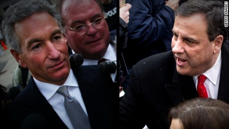 Charles Kushner Chris Christie Split