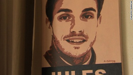 Jules Bianchi portrait