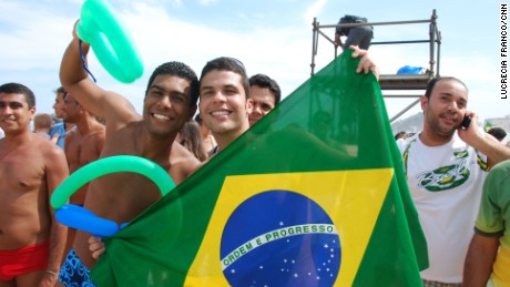 In 2009, Rio residents celebrated the announcement it would be an Olympic city.