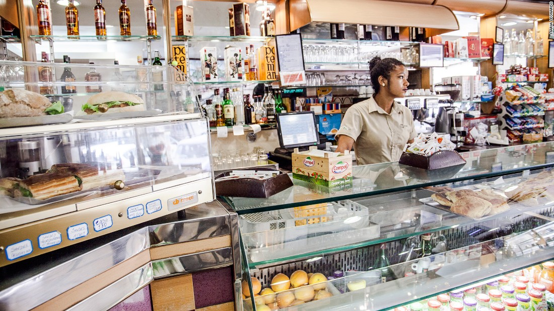 Located on a hilltop near the scenic Miradouro da Graca, Centro Ideal has been serving some of the best pastries in Lisbon for more than a century.