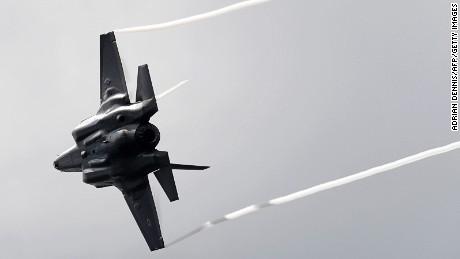 The Lockheed Martin F-35 Lightning II