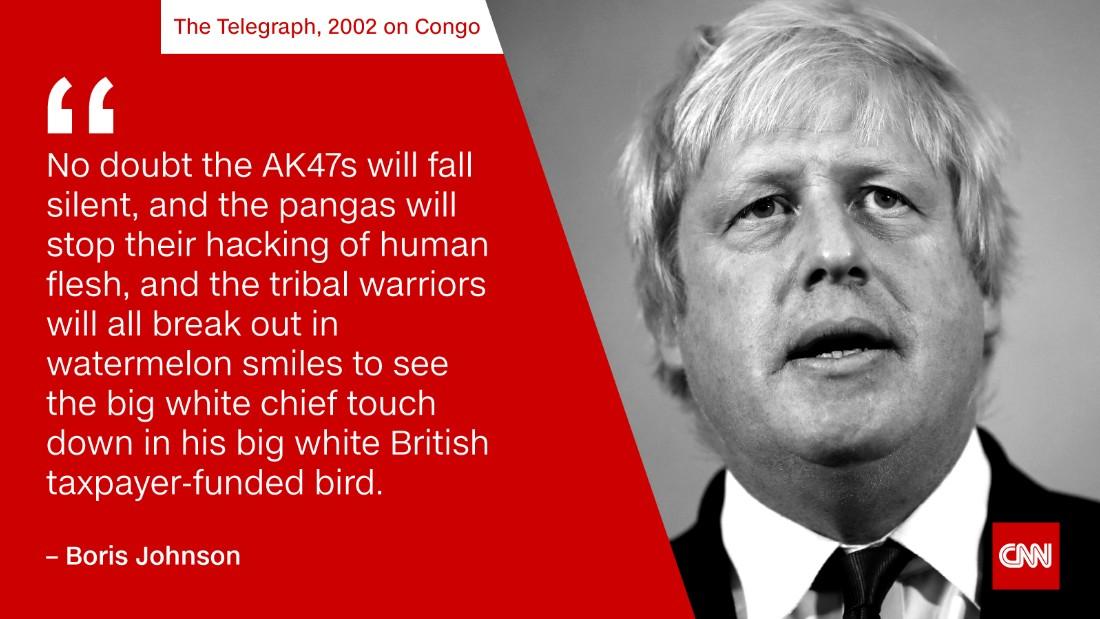 Boris on Africa 1