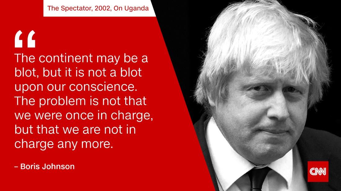 Boris on Africa 2