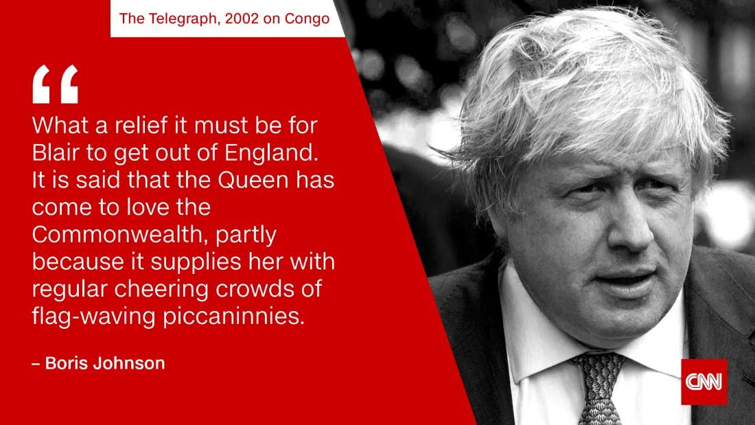 Boris on Africa 4