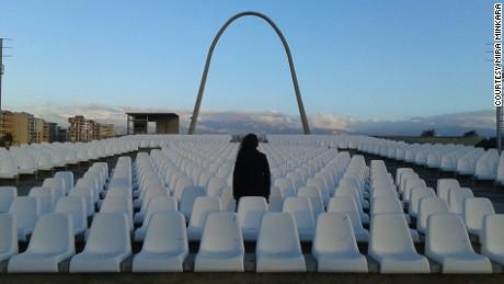Lebanon Tripoli Oscar Niemeyer