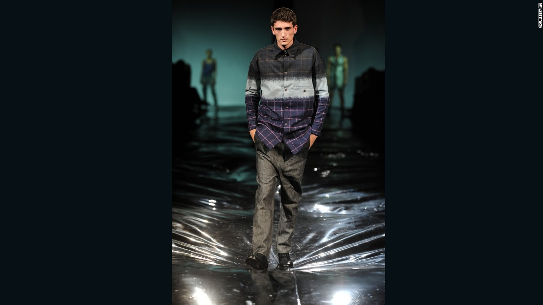 Shaun Samson was born in California, but cut his teeth in London, earning a BA and MA in menswear at Central Saint Martins. He now runs his own line. <br />