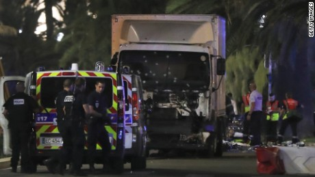 Truck attacks -- a frightening tool of terror, with a history