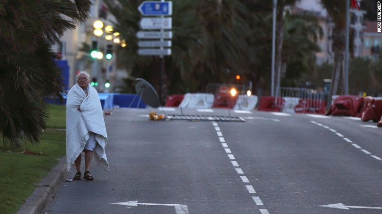 The French city of Nice is in shock after a deadly attack.