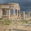 UNESCO Leptis Magna libya 2