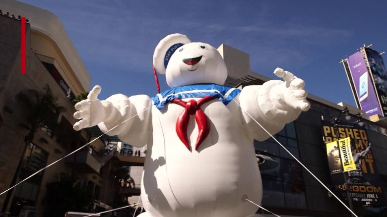 Who was the funniest 'Ghostbusters' cast member?