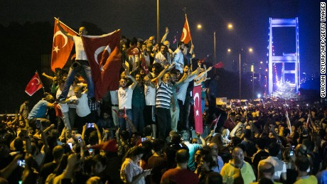 The tragedy of Turkey's attempted coup
