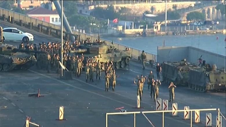 Ռազմական  հեղաշրջում Թուրքիայում. կան զոհեր