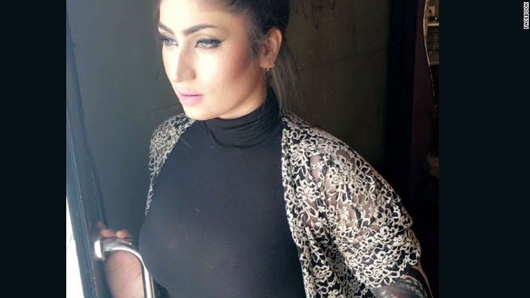 Qandeel Baloch: Pakistani social media star strangled by her brother