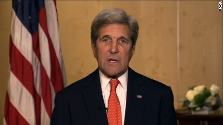 """John Kerry appears on """"State of the Union"""""""