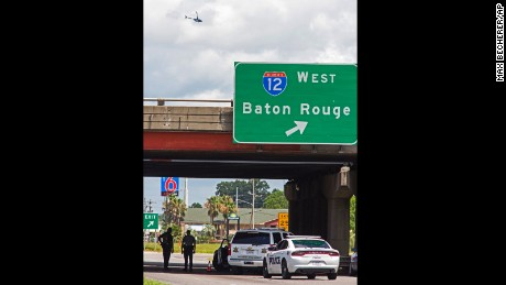 13 days in Baton Rouge
