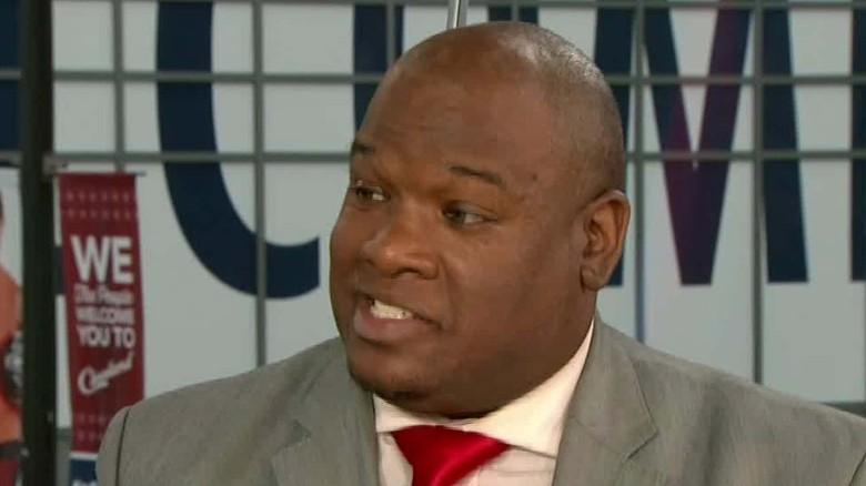 Pastor Mark Burns calls Baton Rouge shooting a tragedy
