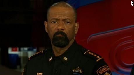 Wisconsin sheriff David Clarke