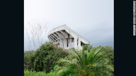 Abandoned architecture: Exploring Italy's deserted building sites
