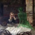 the absinthe drinker viktor olivia re up