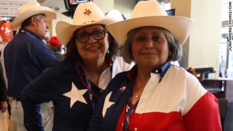 Delegadas de Texas