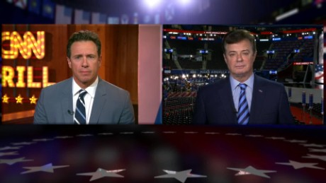Paul Manafort on Donald Trump call in to Fox on Benghazi speaker rnc_00001717.jpg