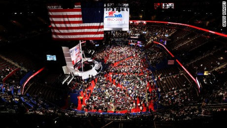 The RNC in 140 characters (or less)