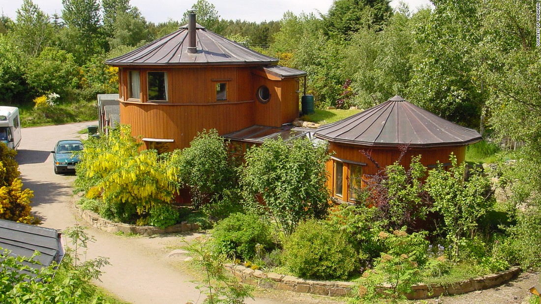 Whisky lovers will feel right at home in Findhorn's barrel houses.