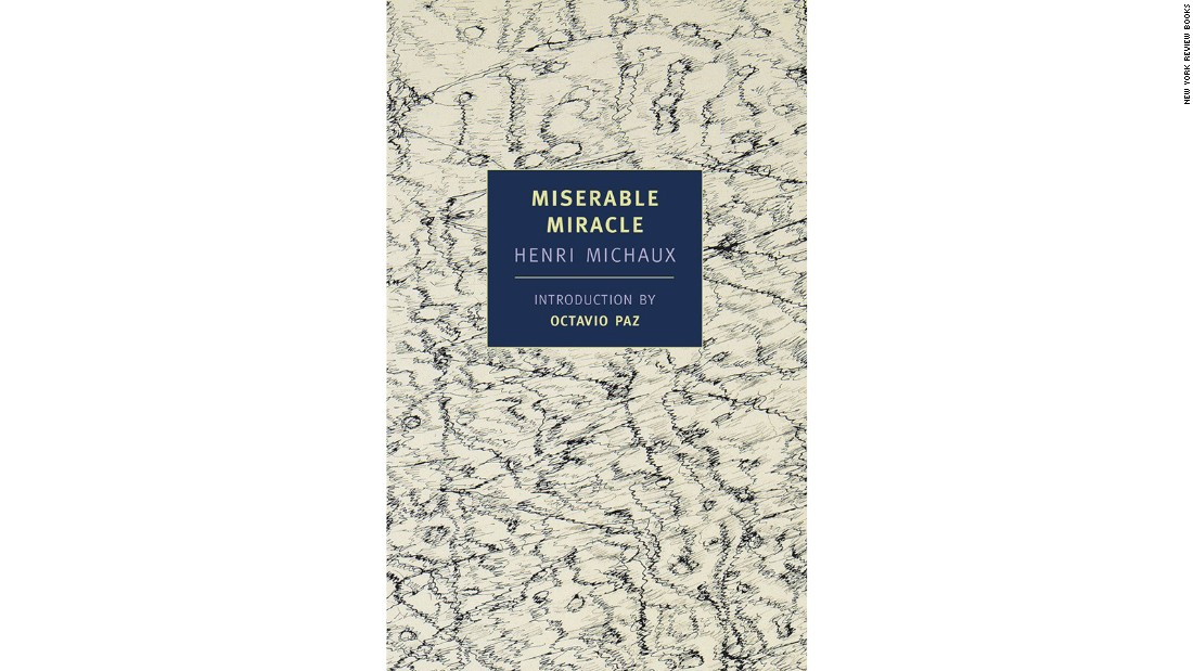 """Born in Belgium, 1899, poet and painter Michaux was a teetotaller until mescaline came calling. His writings and drawings in """"<a href=""""http://www.nyrb.com/collections/henri-michaux/products/miserable-miracle?variant=1094930289"""" target=""""_blank"""">Miserable Miracle</a>"""" (1957), an account of his experiments, details the mind expanding and fine motor skill inhibiting effects of the hallucinogen. His drawings show rhythmic scribbles and stippling in fluid -- albeit abstract -- forms, without an obvious subject. Film maker Eric Duvivier adapted Michaux's books in """"<a href=""""https://vimeo.com/3395345"""" target=""""_blank""""><em>Images Du Monde Visionnaire</a></em>"""", a film attempting to conjure the imagery of Michaux's high. Michaux was unimpressed however, saying to try and recreate the psychedelic experience was """"<a href=""""http://dangerousminds.net/comments/the_visions_of_henri_michaux"""" target=""""_blank"""">to attempt the impossible</a>."""""""