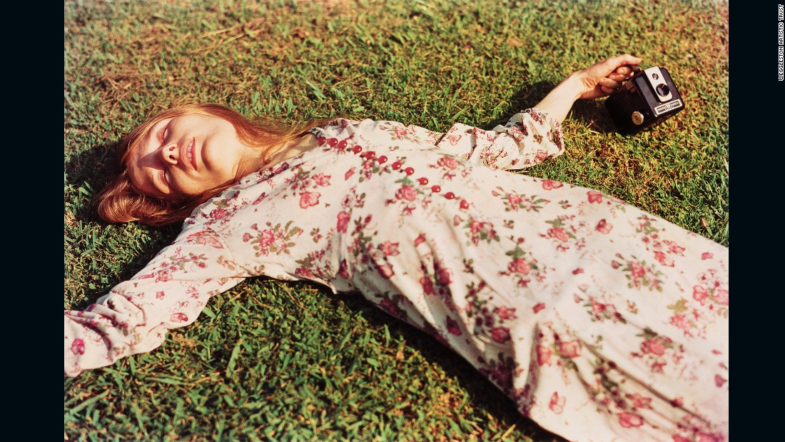 """""""William Eggleston Portraits"""" at London's National Portrait Gallery brings together over 100 images from the American photographer."""