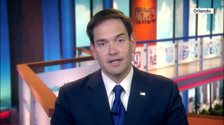Rubio: Plagiarism controversy doesn't matter