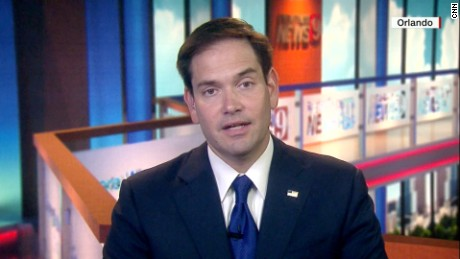 Marco Rubio on The Lead