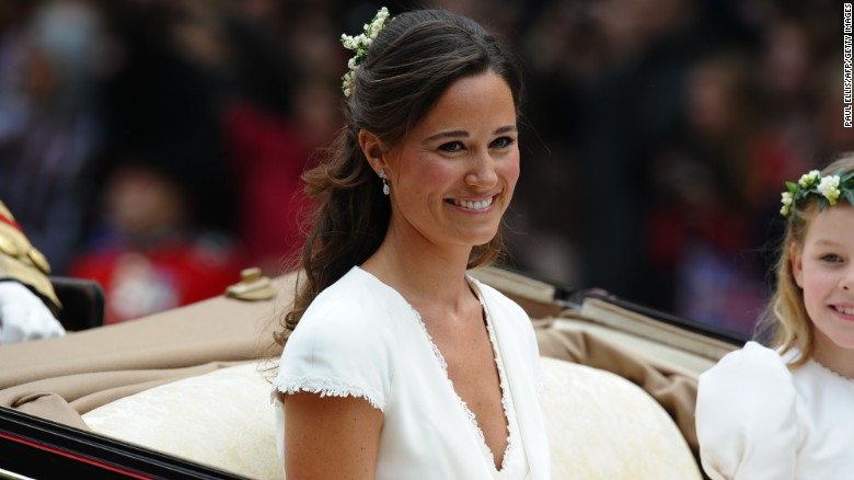 Kate's sister, Pippa Middleton, announces engagement