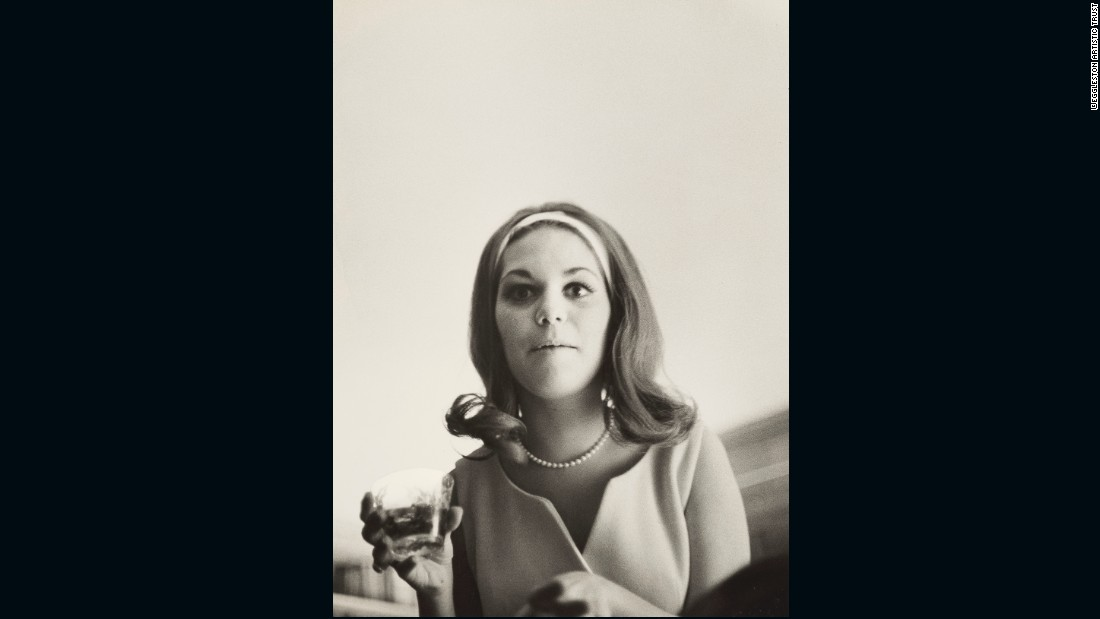 """""""William Eggleston Portraits"""" is on at the National Portrait Gallery in London until October 23, 2016."""