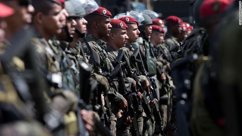Brazil: Arrests made for plotting Olympic terror