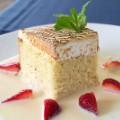 US regional dessert Tres Leches