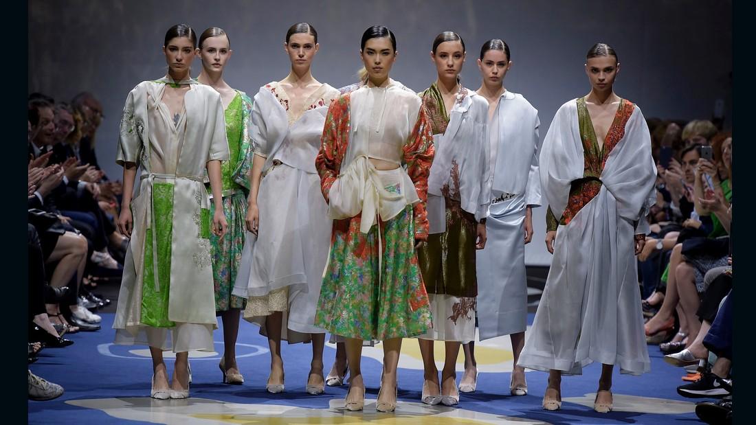 Reverse Fade by Mayako Kano, winner of the ITS Fashion Award 2016