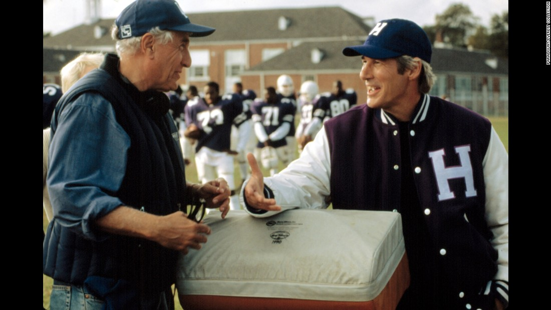 "Marshall and Gere teamed up again for the movie ""Runaway Bride"" in 1999."