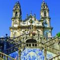 N Portugal Shrine of Nossa Senhora dos Remédios -- Lamego c Entidade Regional de Turismo do Douro