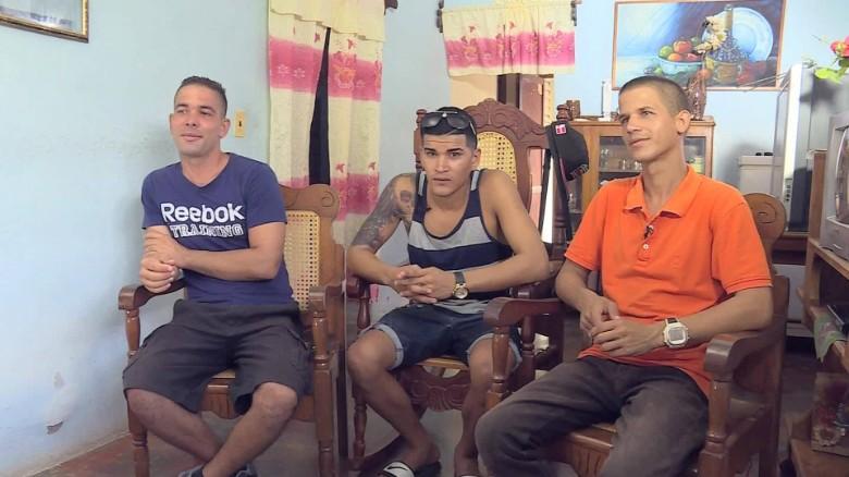 Cubans accuse U.S. Coast Guard of mistreatment