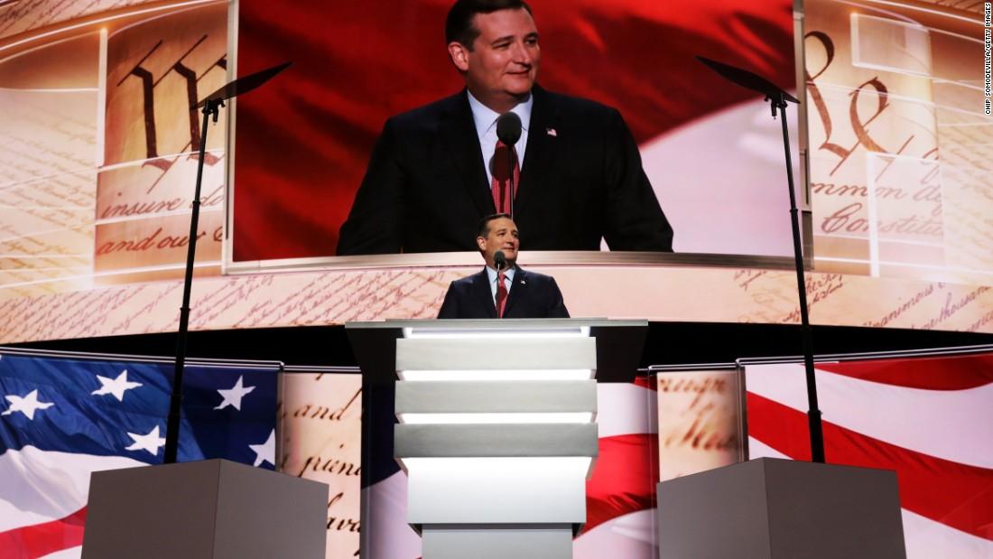 Following RNC speech, Cruz critics urge McCaul to mount ...