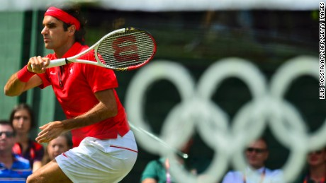 How important are the Olympics to tennis?