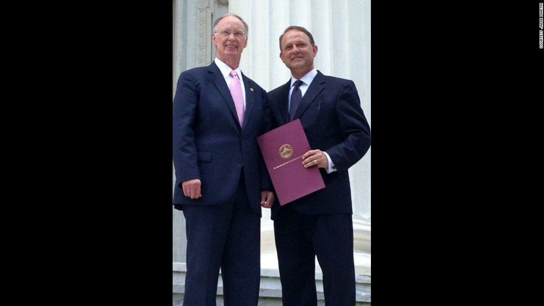 On June 4, 2015, Garner was presented an Alabama House Resolution for being a Good Samaritan. He is pictured with Alabama Governor Robert Bentley.