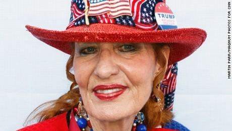 USA. Cleveland. Ohio. The Republican National Conventions. Trisha Bowler. 2016.