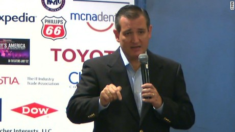 Cruz: I won't support those who attack my wife