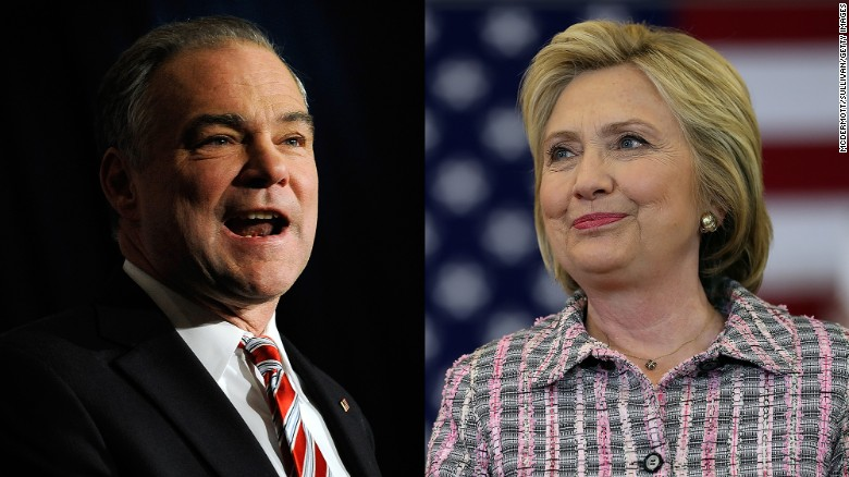 Kaine disagrees with Clinton on taxpayer funded abortion