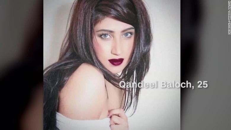 Qandeel Baloch's death renews focus on 'honor killings'