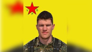 American Levi Jonathan Shirley, who died in Manbij on July 14